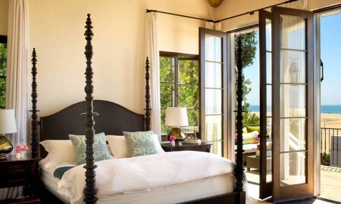 Interior Stunning Spanish Colonial Style Beach House Design Santa