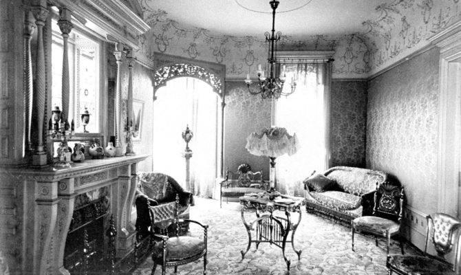 Intimate Portrait Home Period Views Domestic Interiors