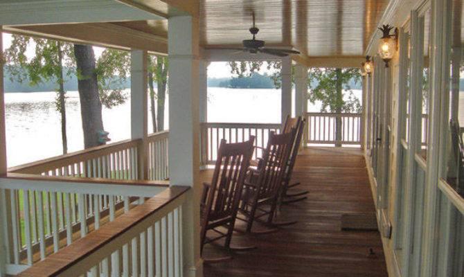 Island Cottage Crawlspace Foundation Southern