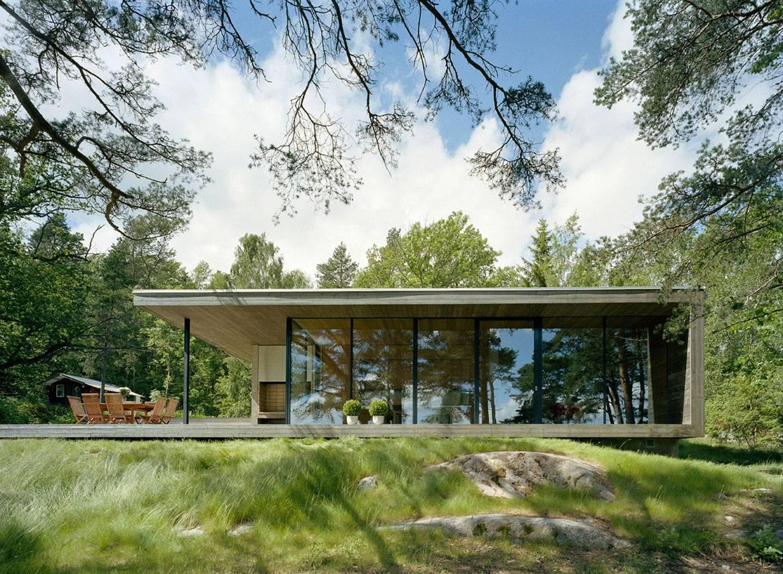 Island House Stockholm Archipelago Arkitektstudio