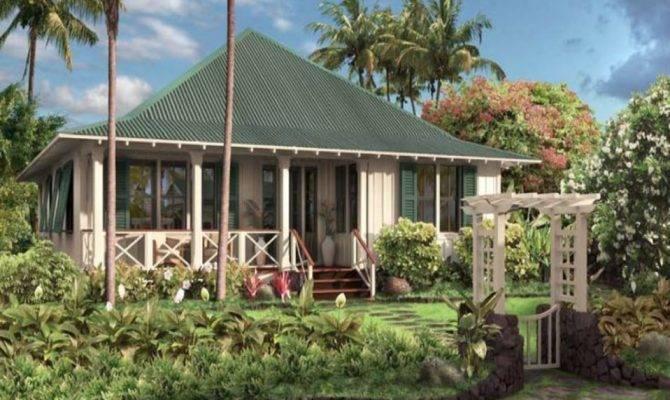Island Style House Plans Modern Plan