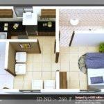 Isometric Views Small House Plans Kerala Home