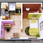 Isometric Views Small House Plans Taste Heaven