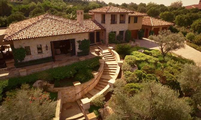 Italian Style House Design Designing Idea