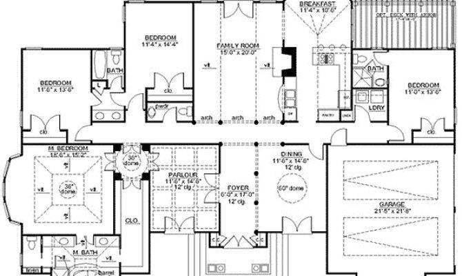 Italian Villa Influences Floor Master
