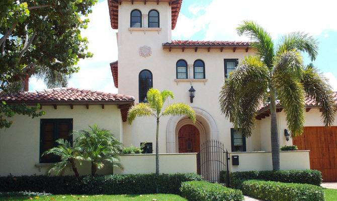 Italian Villa Style House West Palm Beach Flickr