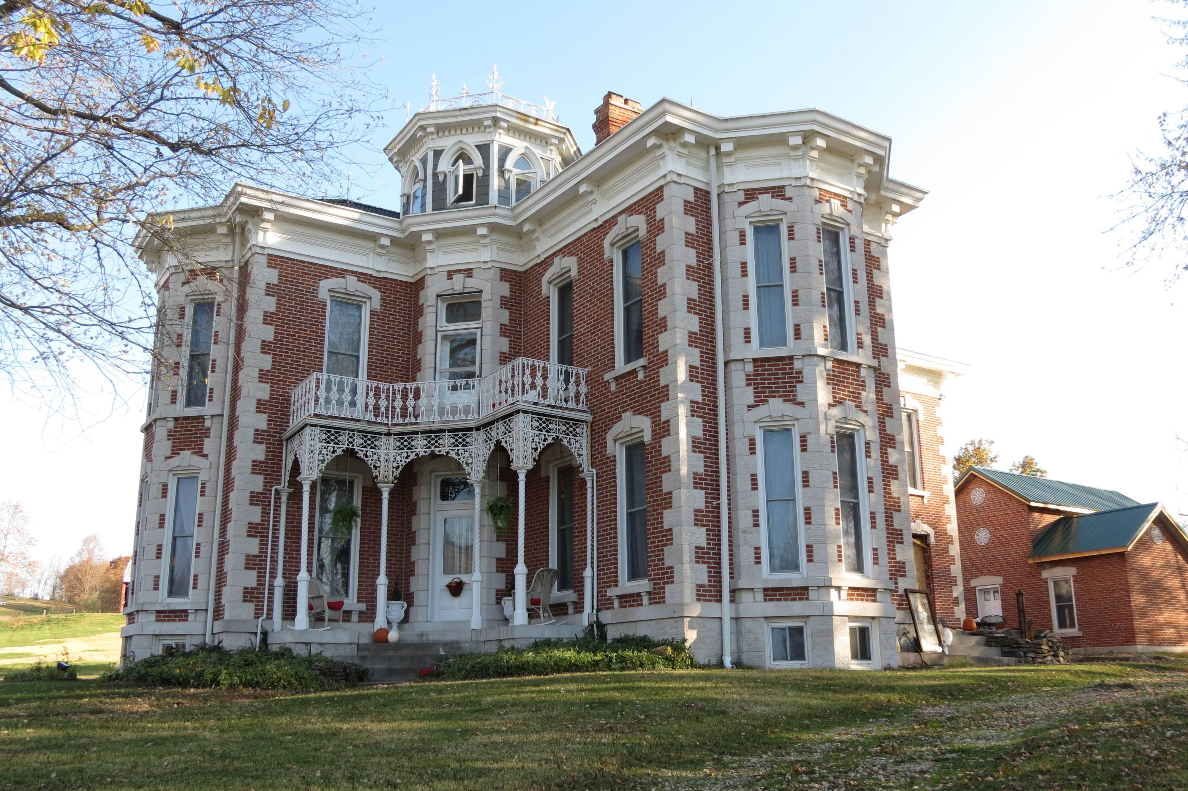 Italianate Architecture Indiana