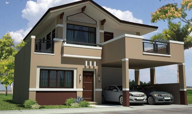 Ivanah House Model Perspective Big Moldex New City