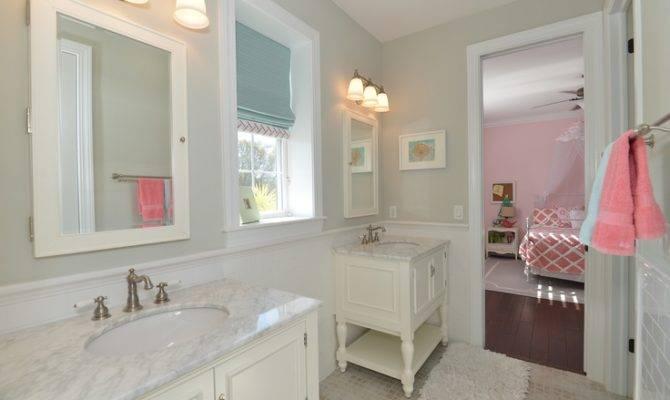 Jack Jill Bath Beautiful Bathrooms Pinterest