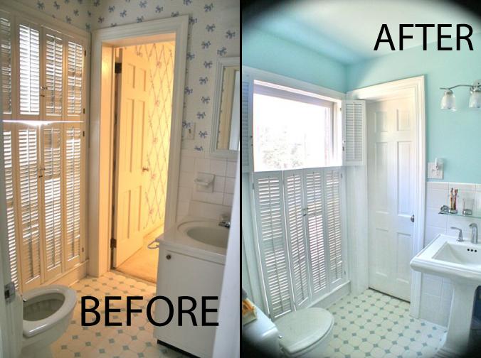 Jack Jill Bathroom Renovation Whipstitch
