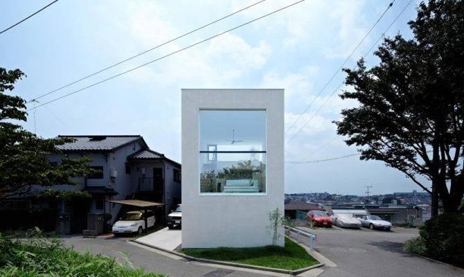 Japan Compact Living Bill House Plans