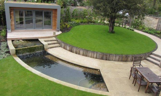 Japanese Contemporary Garden Home Design Scrappy