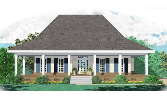 Jeremiah Acadian Home Plan House Plans More