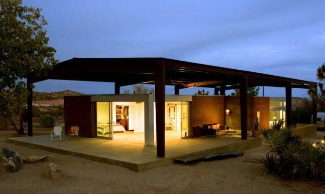 Jetson Green Ultimate Modern Desert House