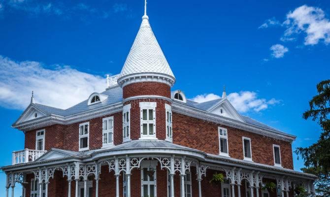 Josaphat Gareau Old Victorian Queen Anne House