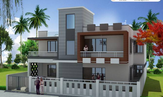 July Apnaghar House Design