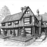 Just Finished Drawing Wonderful House They Commissioned Three
