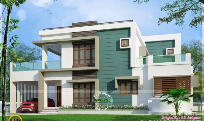 Kannur Home Design Kerala Floor Plans