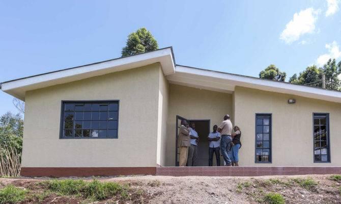Kenya Building Cool Houses Polystyrene