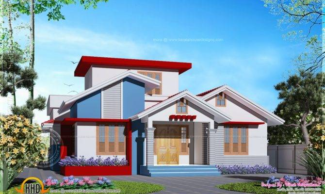 Kerala Home Design Single Floor