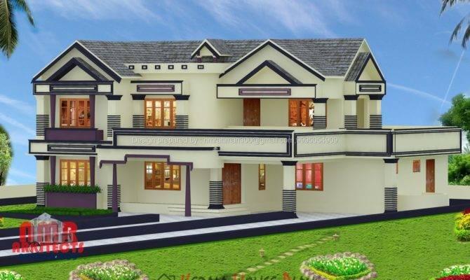 Kerala House Plans Above