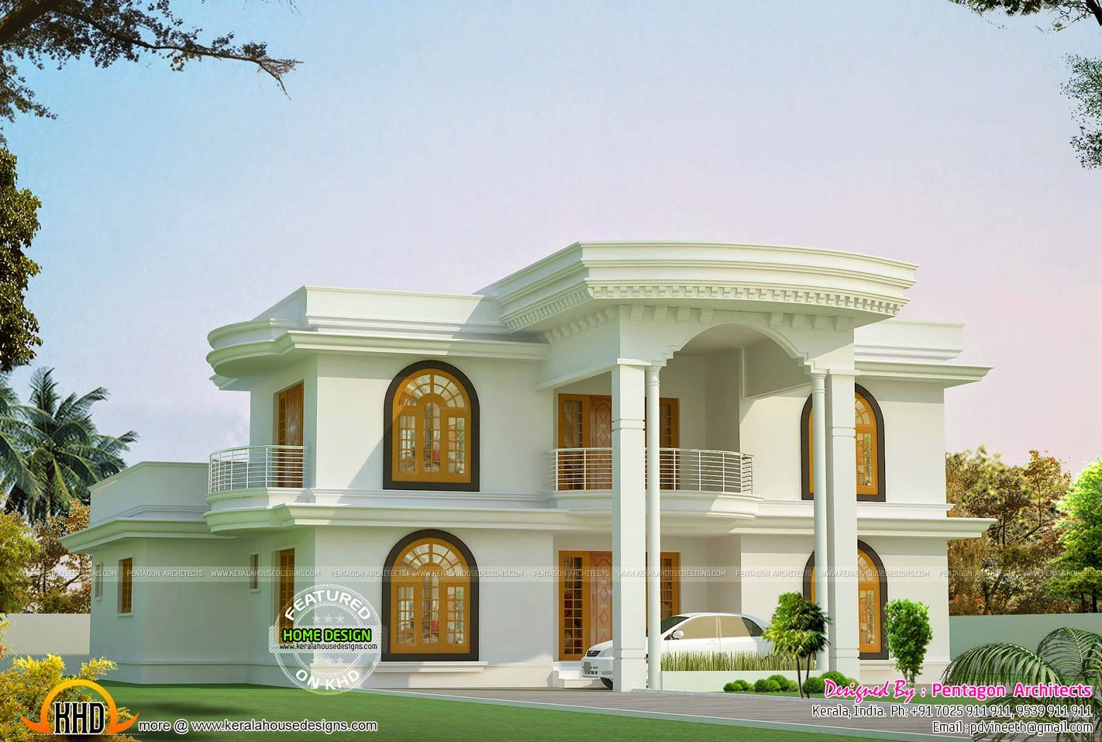 Kerala House Plans Set Part Home Design