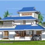 Kerala Model Home Design Feet Plans