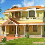 Kerala Model Home Design Square Yards