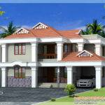 Kerala Style Beautiful Home Designs Architecture House Plans