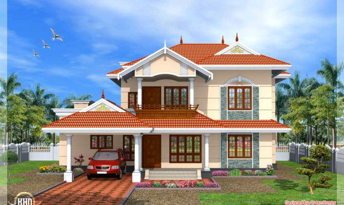 Kerala Style Bedroom Home Design