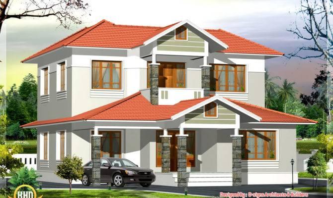 Kerala Style Home Plan Design