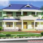 Kerala Style House Elevation Home Design