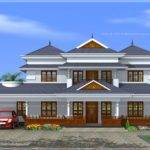 Kerala Traditional Home Design