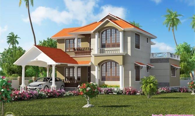 Kerala Villa House Plans Plan