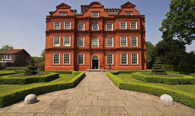 Kew Palace Dutch House Meanderings Abound