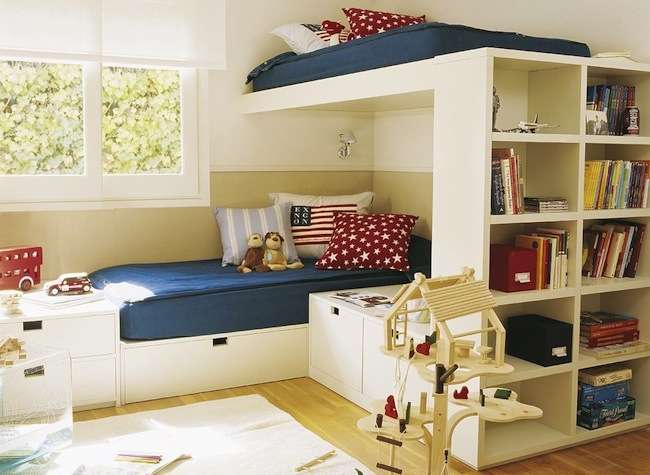 Kids Room Ideas Design Themes Shared Bedrooms Bob Vila