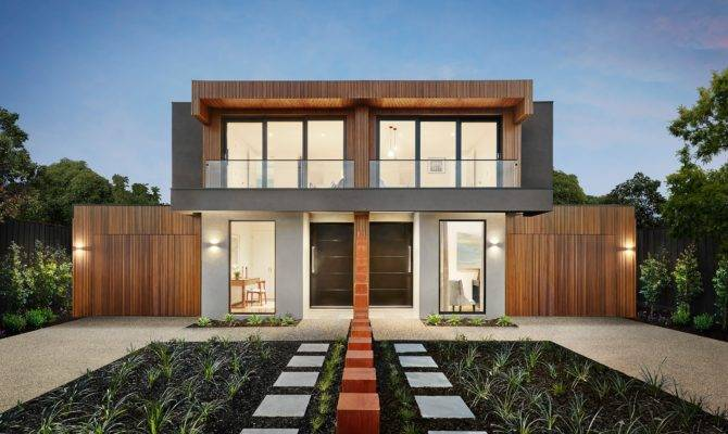 Kilda East Dual Occupancy Home Now Open Carter Grange