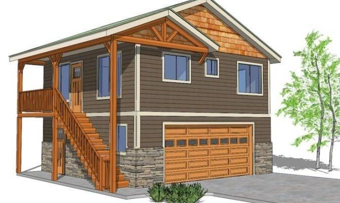 Kit Home Plans Cost Estimater Frontier Over Garage