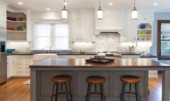Kitchen Amazing Island Design Ideas