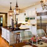 Kitchen Designed Comfort Traditional Home