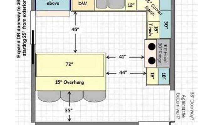 Kitchen Floor Plans Ayanahouse