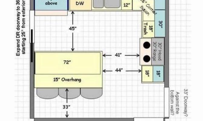 Kitchen Floor Plans Decor Ideasdecor Ideas
