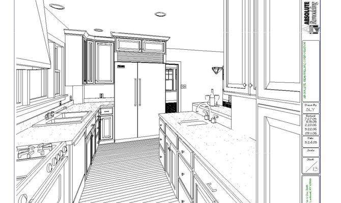 Kitchen Floor Plans Home Design Ideas