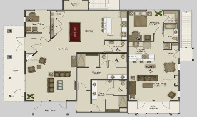 Kitchen Floor Plans Layouts Shaped