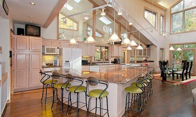 Kitchen Ideas Open Floor Plan