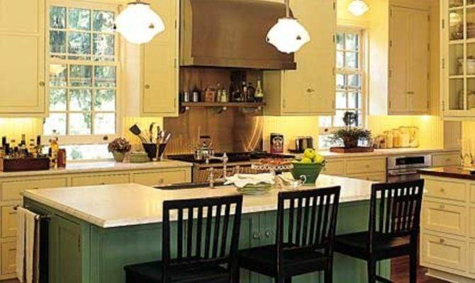 Kitchen Island Ideas Make Great