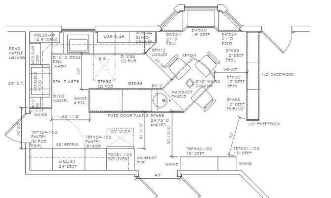 Kitchen Remodel Blog Archive New Plans