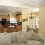 Kitchen Room Open Floor Plan