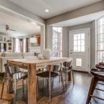 Kitchen Room Remodel Transitional Dining Smart Decoration Ideas