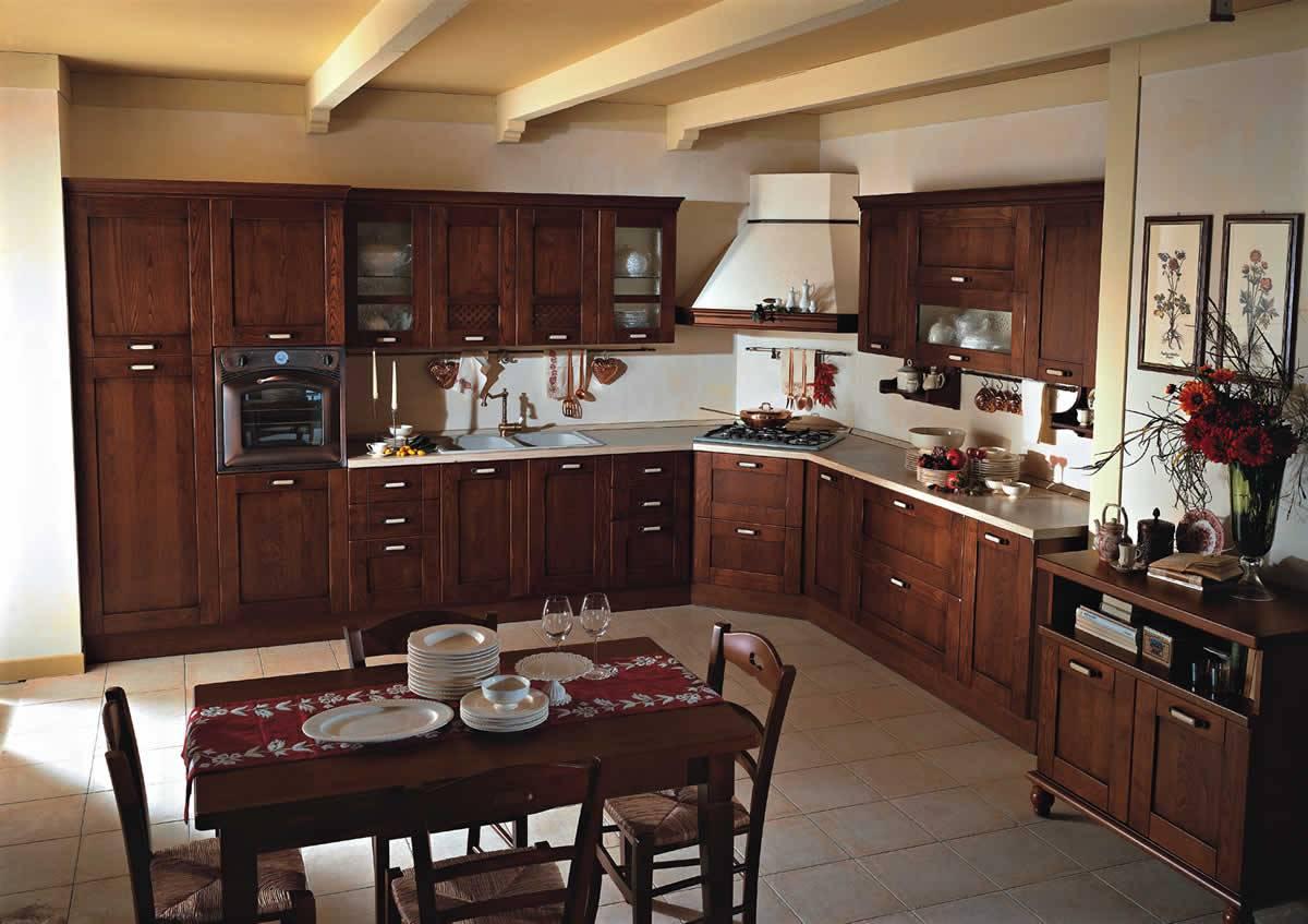 Kitchen Set Interior Design Layout Country Style Ideas